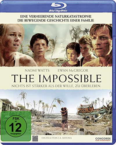 The Impossible [Blu-ray]