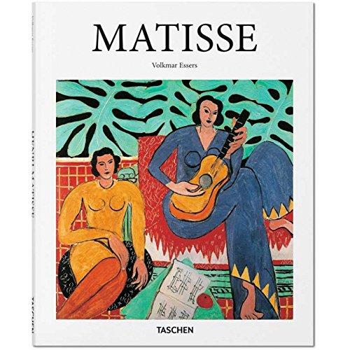 Matisse (Basic Art) por Volkman Essers