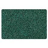 #5: Vireo-Green Colour -Water Proof Cushion PVC Main Entrance Doormat, Home Bathroom Floor Door Mats
