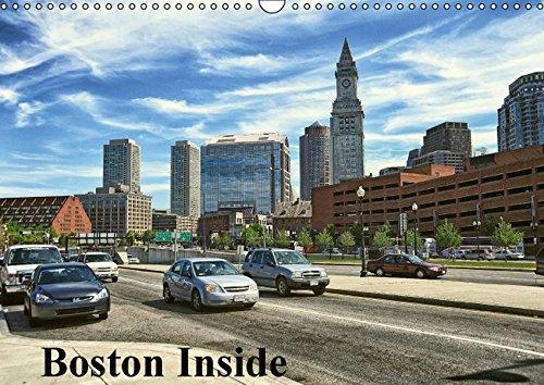 alender 2016 DIN A3 quer): Nicht alltägliche Ansichten der Metropole Boston (Monatskalender, 14 Seiten) (CALVENDO Orte) (Party-stadt Amerika)