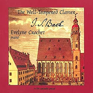 Bach: Well Tempered Clavier (4CD)