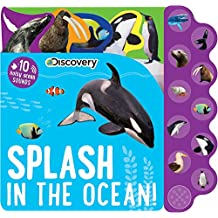 Discovery: Splash in the Ocean! (Discovery 10 Noisy Ocean Sounds)