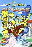 Los Simpson: A lo salvaje [DVD]