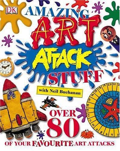 Amazing Art Attack Stuff
