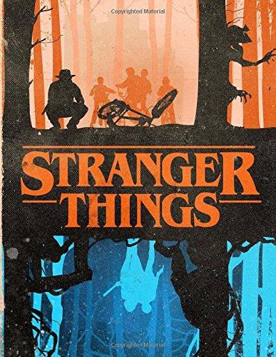 Stranger Things: Sketch Book 8.5