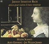 Johann Sebastian Bach: Werke für Violine und Basso Continuo