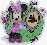 Disney Minnie Mouse 5 Non-slip Tub Tread...
