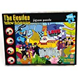 The Beatles Yellow Submarine Jigsaw Puzzle - 1000 Pieces