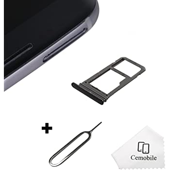 Sim Karte S8.Single Sim Karte Sd Karte Tablett Halter Tray Slot Amazon De