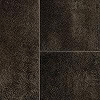 Meterware 7051801 300 und 400 cm Breite 200 Variante: 8 x 2m Fliesenoptik grau Fb Vinylboden PVC Bodenbelag