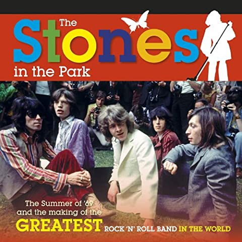 Haynes libri le pietre in the Park (Paperback) estate del '69 e la massima di Rock e Roll Band nel mondo AA incluso in microfibra Magic Mitt