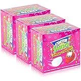 Center Shock Jumping Strawberry 100 Stück - Extra saurer Kaugummi (3er Pack)