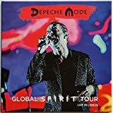 DEPECHE MODE Live In Lisbon Portugal 2017 Global Spirit Tour 2CD set in cardbox