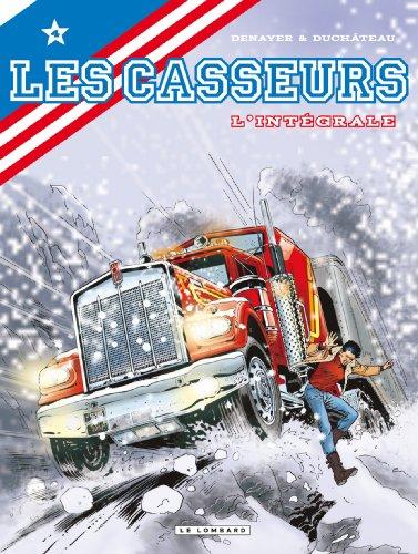 Les Casseurs - Intégrale - tome 4 - Les Casseurs - Intégrale T4 (T10 à 12)