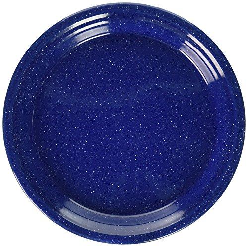 GSI Enamelware Blue Platter/Plate by GSI - Gsi-enamelware