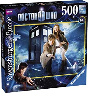 Ravensburger Doctor Who Puzzle (500-Piece)
