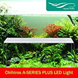 Chihiros A Series Plus 5730 Aquarium-LED-Beleuchtung, ADA-Stil, für 30-60 cm Aquarium-Wasserpflanzen