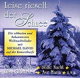 Bekannte Weihnachtslieder mal anders: auf der Harfe (CD Album Michael David, 14 Tracks)