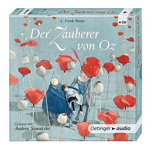 Der Zauberer von Oz (4 CD): Ungekürzte (Hund Oz Von Zauberer Der)