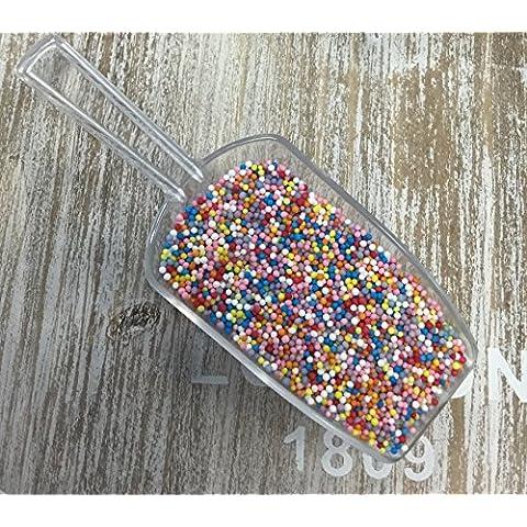 100g Arcobaleno Multicolore Sprinkles 100S e 1000s