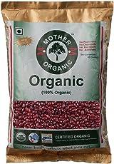 Mother Organic Rajma Red, 500g