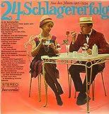 24 Schlagererfolge aus den Jahren 1910 - 1934 [Vinyl LP] [Vinyl LP]