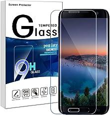 Galaxy S7 Panzerglas Schutzfolie,Samsung Galaxy S7 3D Anti-Kratzen Displayschutzfolie 9H Displayschutz Gehärtetem Glasfolie Für Samsung Galxy S7