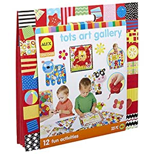 Alex toys alex jr tots art gallery toys for Alex co amazon