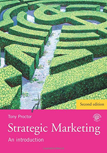 Strategic Marketing: An Introduction