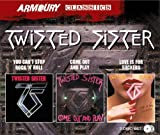 Twisted Sister: You Can't Stop Rock'n'roll & C (Audio CD)