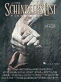 Schindlers Liste: Filmmusik arrangiert für Klavier solo [Musiknoten] John Williams