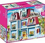 Playmobil 70205 Dollhouse Mein Großes Puppenhaus, ab 4 Jahren, bunt, one Size