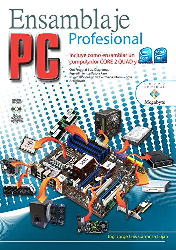 Ensamblaje Profesional de PC por Jorge Carranza