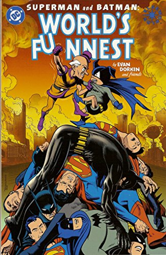 Superman and Batman: World's Funnest (Elseworlds)