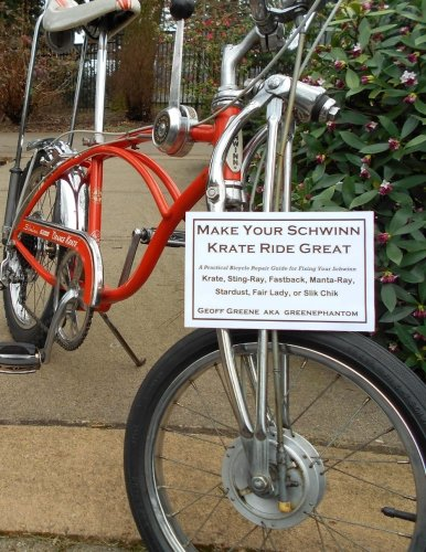 Make Your Schwinn Krate Ride Great: A Practical Bicycle Repair