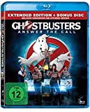 Ghostbusters [Blu-ray] [Extended Edition + Bonus Disc] -