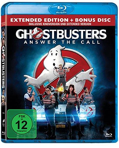 Bild von Ghostbusters [Blu-ray] [Extended Edition + Bonus Disc]