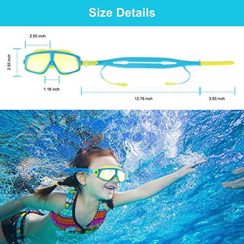 Zoom IMG-3 wotek occhialini da nuoto per