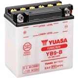 61317 - Batteria YB9-B Combipack (con electrolito)