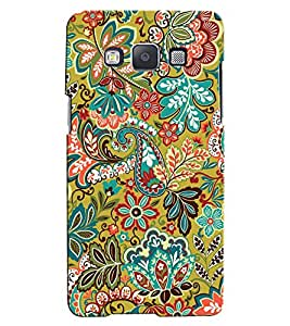 Citydreamz Traditional Rangoli Design/Floral Design/Beautiful Texture Print/Abstract Hard Polycarbonate Designer Back Case Cover For Samsung Galaxy J7