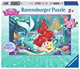 Disney Princess Hugging Arielle (24 PC Giant Floor Puzzle)