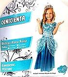 Cr Disfraz Tipo Frozen. (Talla 4 (10-12 años))