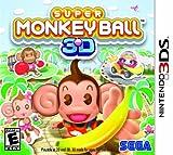 Best SEGA Games For 3ds - Super Monkey Ball 3D (Nintendo 3DS) (NTSC) Review