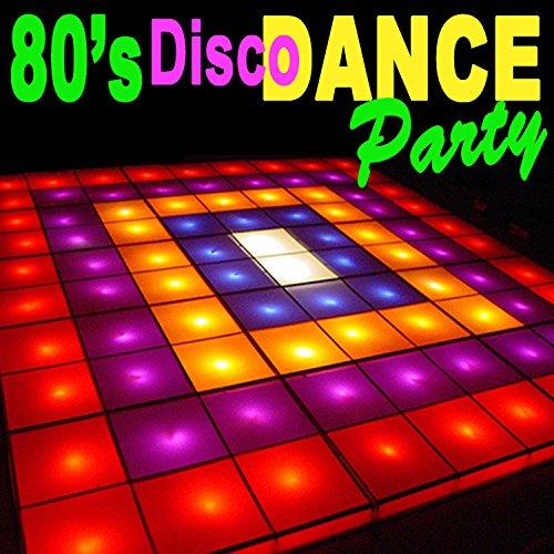 80's Disco Dance Party