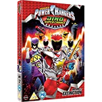 Power Rangers Dino Super Charge: Vol 2 - Extinction