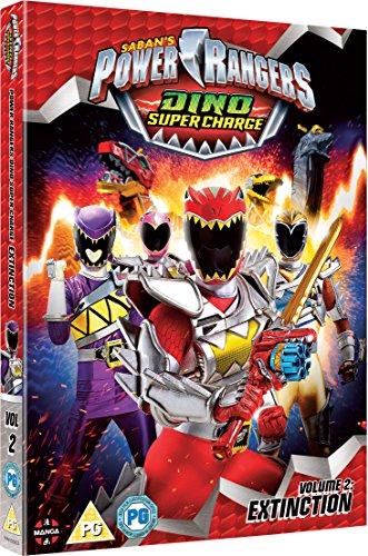 Power Rangers Dino Super Charge: Vol 2 - Extinction (Episodes 11-20) [2 DVDs] [UK Import] Preisvergleich