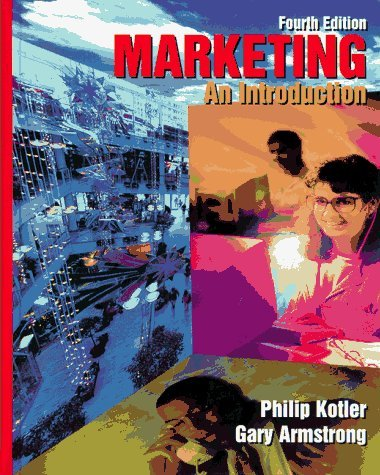 Marketing Introduction (Marketing: An Introduction) by Philip T. Kotler (1996-07-24)