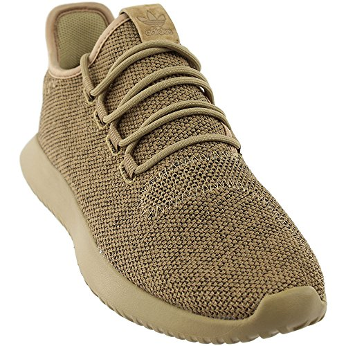 huge discount ed5f8 cd1d8 Adidas Originals Tubular Shadow Cardboard Beige Brown Mens Trainers BY3711