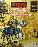 Amigo 8003 - AD&D Abenteuer, Die Wächter vom Adlerweg