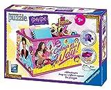 Ravensburger - 12090 - Puzzle Girly Girl Boîte Rangement - Soy Luna - 216 Pièces